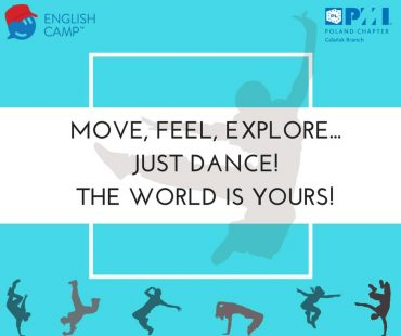Move, feel, explore… just dance! The world is yours!
