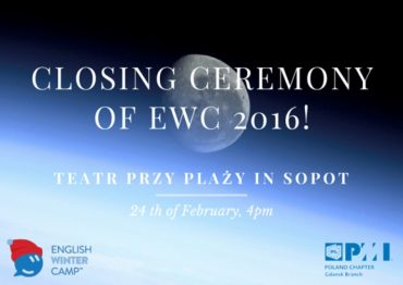 EWC 2016 closing ceremony!
