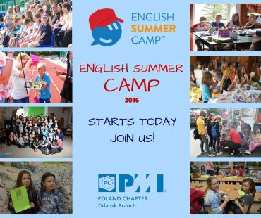 English Summer Camp 2016 – Zaczynamy projekt!